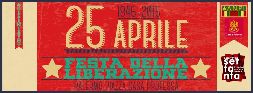 25 Aprile 2015