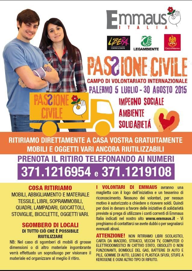 Passione Civile