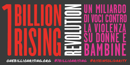 ONE BILLION RISING SOLIDARITY AGAINST THE EXPLOITATION OF WOMEN